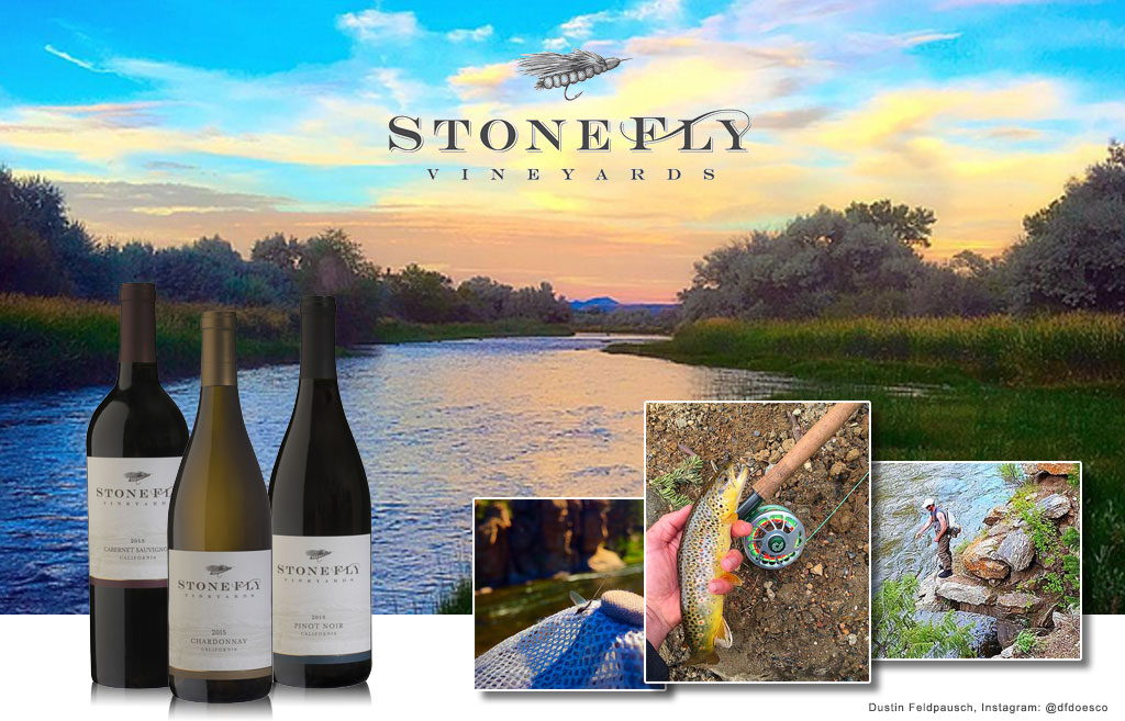 Stonefly Vineyards Homepage Banner